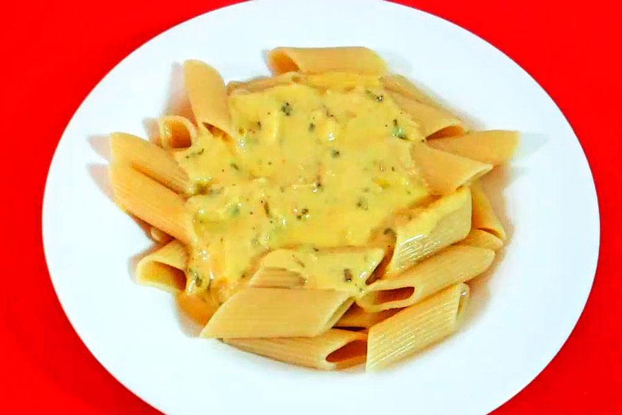 Como hacer la salsa 4 quesos. receta de salsa cuatro quesos. Preparación de la salsa cuatro quesos. Paso a paso, cómo hacer salsa 4 quesos