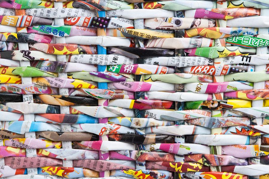 Guía para hacer cestos de papel. Cómo reciclar papel y crear cestos y canastas. Haz tu propio cesto de papel con periodico o revistas