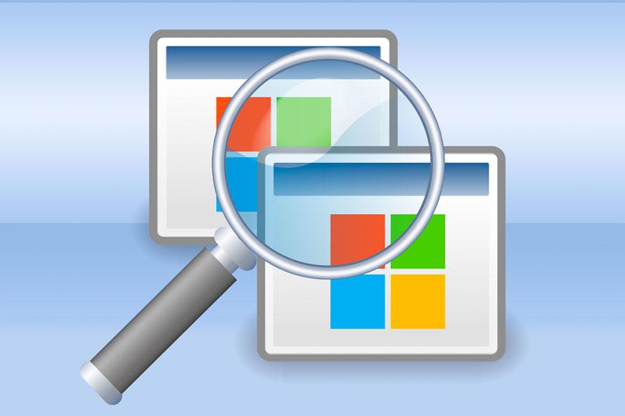Truco para Windows, como cambiar el tamaño de los elementos de escritorio. Pasos para ampliar el tamaño de iconos y elementos de escritorio en Windows