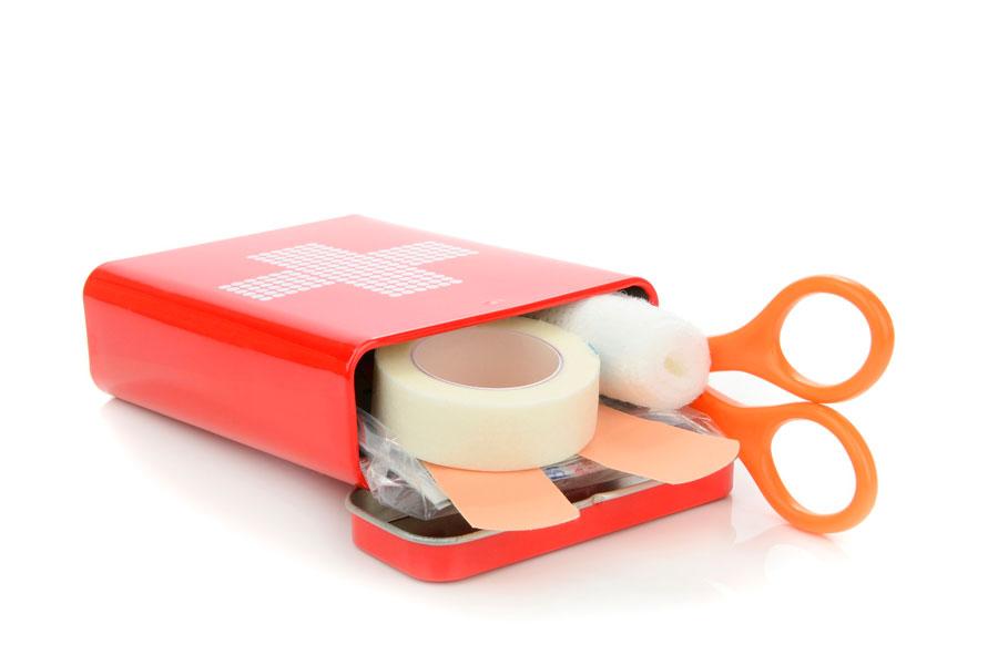 Cómo armar un kit de primeros auxilios completo. Prepara tu botiquín de primeros auxilios en casa. Qué debe tener el botiquín de primeros auxilios
