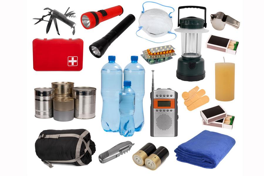 Lista de elementos para armar un kit de emergencias completo. Qué debe incluir un kit de emergencias? cómo preparar un kit de emergencias