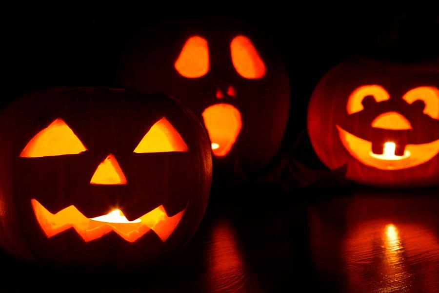 Cómo crear lámparas de calabaza para Halloween. Ideas originales para hacer lámparas con calabazas para la noche de brujas