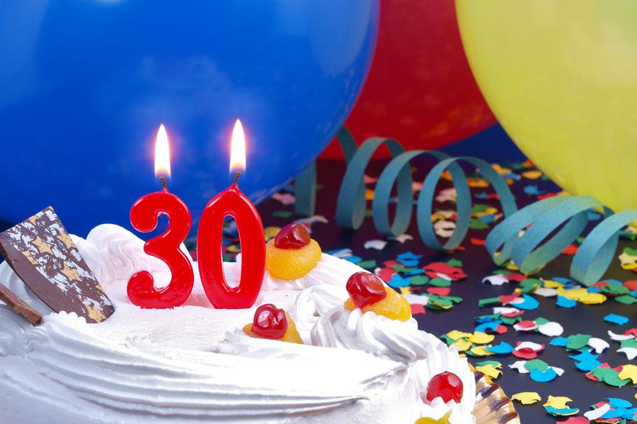 Ideas para hacer a los 30 de edad. Habitos saludables a partir de los 30. Consejos para vivir plenamente a los 30 años de edad