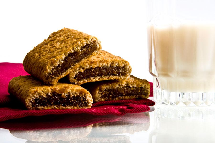 Receta para hacer galletas Newton en casa. Ingredientes y preparación de las galletas Newton. cómo preparar y cocinar las galletas Newton