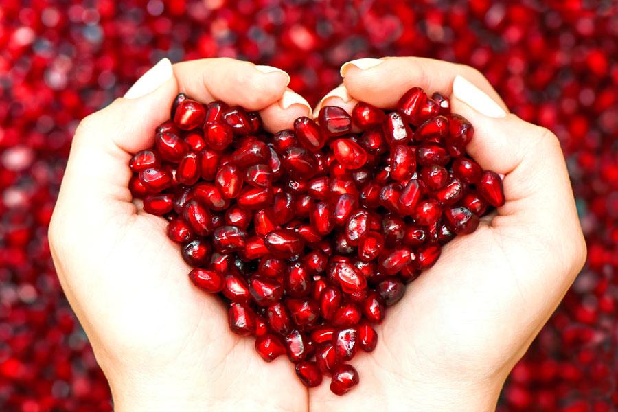Propiedades y beneficios de las semillas de granada. Aportes de las semillas de granda. Qué beneficios tiene consumir semillas de granada