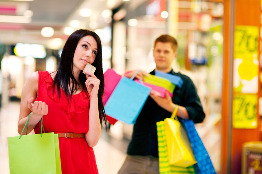 Consejos para evitar las compras compulsivas. Tips para no comprar compulsivamente en Navidad. No hagas compras compulsivas a fin de año