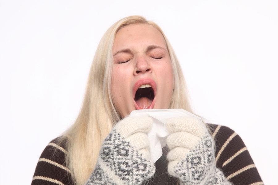 Guía para prevenir las alergias en invierno. Métodos de prevención de alergias invernales. Tips para evitar la alergia en invierno