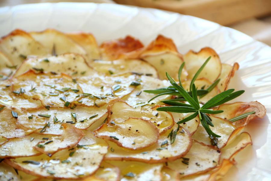 Receta para cocinar patatas fritas en microondas. Cómo preparar papas fritas en el microondas. Patatas fritas hechas en el horno microondas