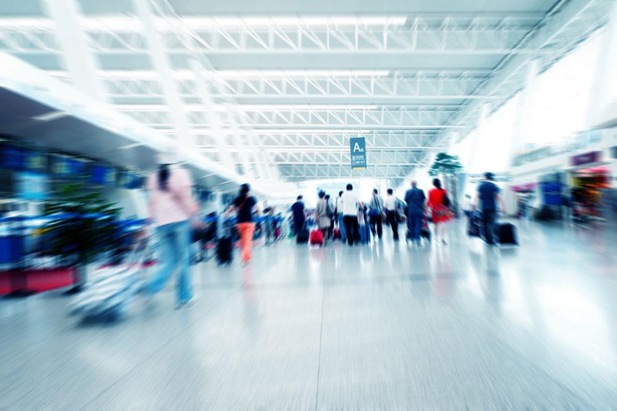 Claves para no perderse en un aeropuerto. Cómo ubicarse en el aeropuerto. Tips para no perder un vuelo en grandes aeropuertos
