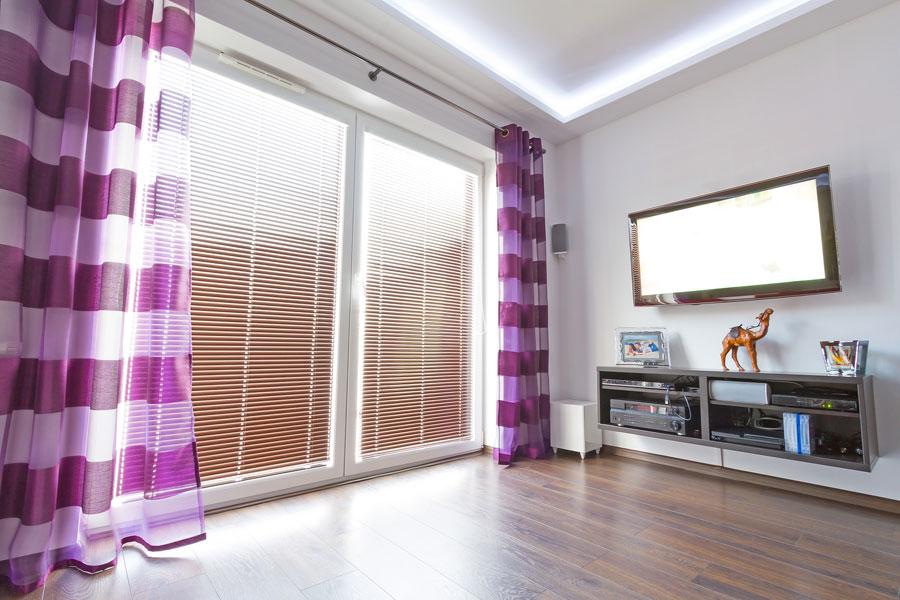 Tipos de cortinas para la casa - Diferentes tipos de cortinas ...
