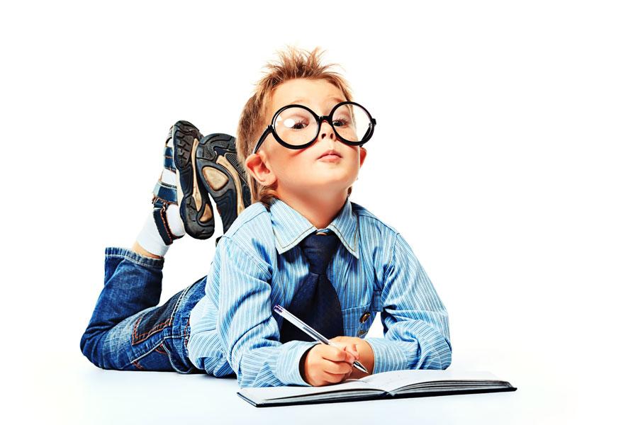 Señales para detectar a un niño superdotado. Cómo saber si tengo un hijo superdotado. Claves para saber si tu niño es superdotado