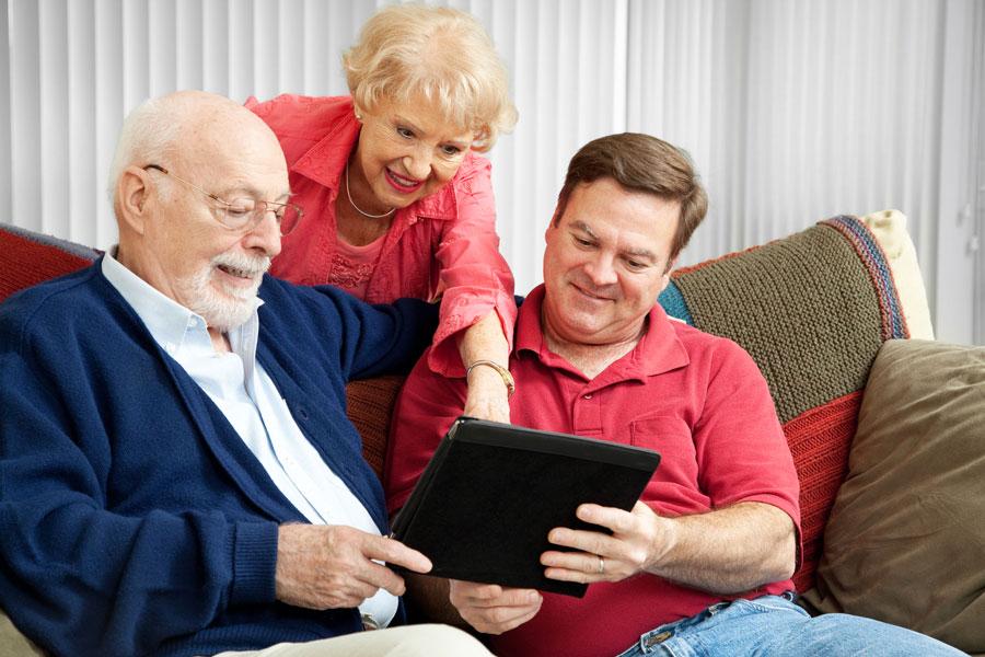 Las mejores apps para personas mayores. Aplicaciones para ancianos. Las mejores aplicaciones para asistir a personas mayores