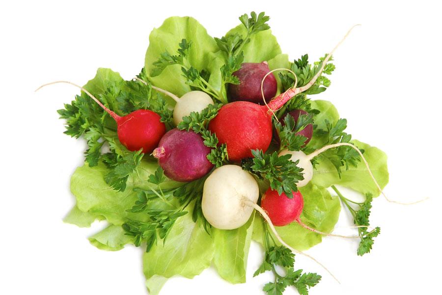 Propiedades y beneficios de los rabanitos. Beneficios del rábano para la salud y belleza. Cómo aprovechar los nutrientes de los rábanos