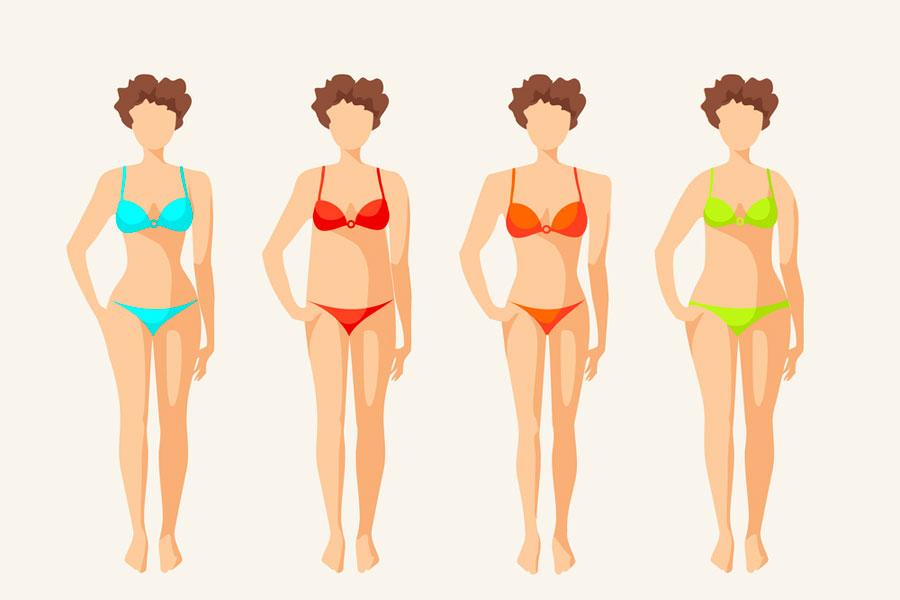 Qué ejercicios hacer para perder peso según tu cuerpo. Cómo perder peso haciendo ejercicios según la forma de tu cuerpo. Ejercicios para perder peso