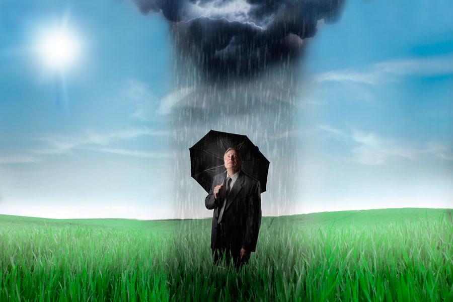 Caracter sticas de las personas pesimistas - Como quitar la mala energia de una persona ...