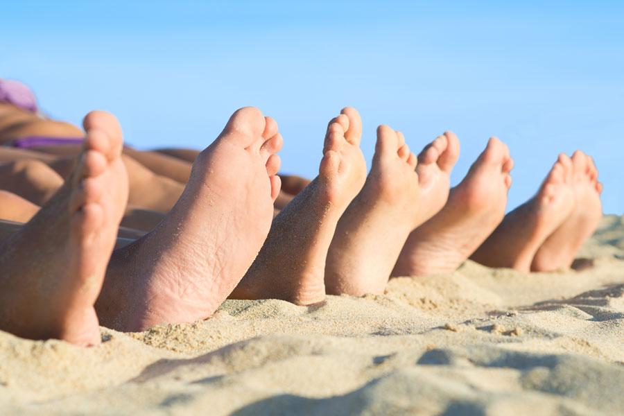La relación entre los dedos del pie y la personalidad. Cómo conocer una persona por los dedos del pie. Tips para interpretar los dedos del pie
