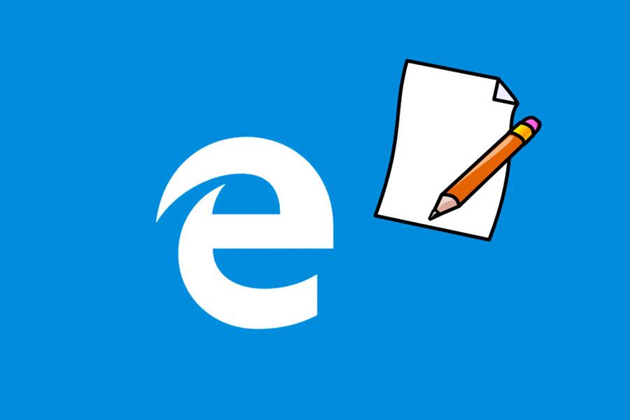 Cómo agrega notas comentarios a una pagina web. Cómo usar Microsoft Edge para añadir comentarios a una web. Agrega notas en una pagina web