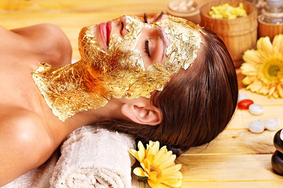 Propiedades y beneficios de la mascarilla de oro. Qué es la mascarilla de oro y para qué sirve? Beneficios de la mascarilla de oro para el rostro