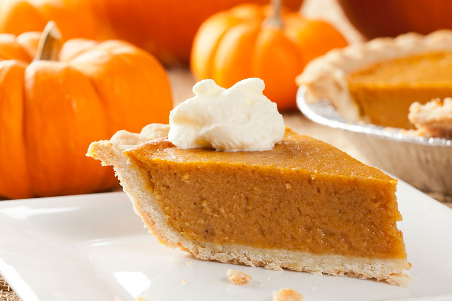 Cómo preparar pastel de calabaza. Receta de pastel de calabaza tradicional. Receta de pumpkin pie o pastel de calabaza.