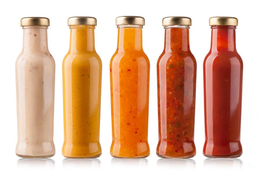 Cómo preparar salsas picantes caseros. Recetas para hacer salsas picantes. 5 recetas de salsas picantes caseras.