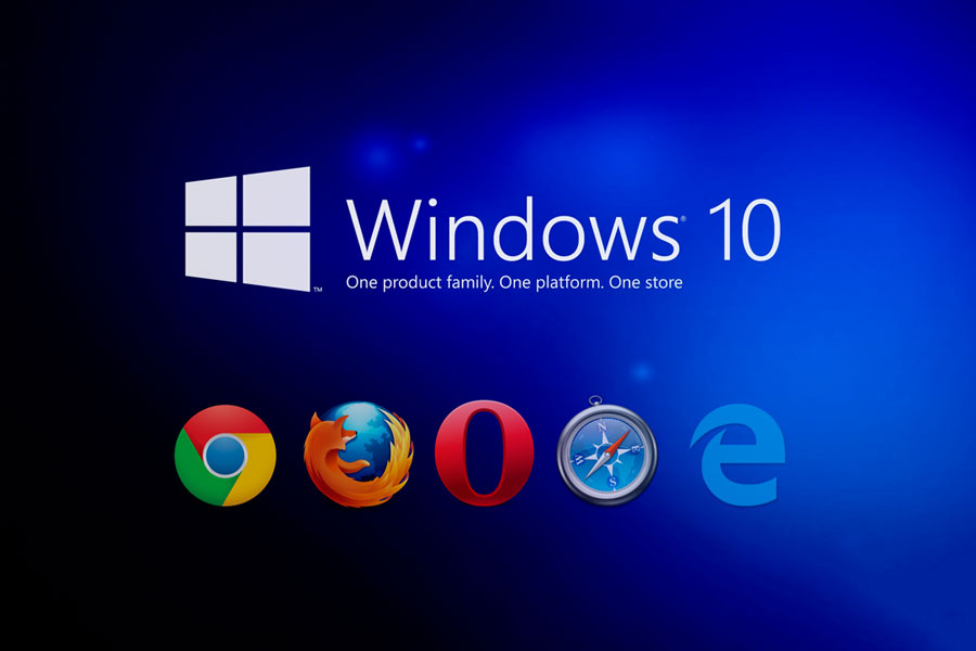 Cómo elegir el navegador a usar en Windows 10. Cambiar de navegador predeterminado. Pasos para escoger el navegador por defecto en windows 10
