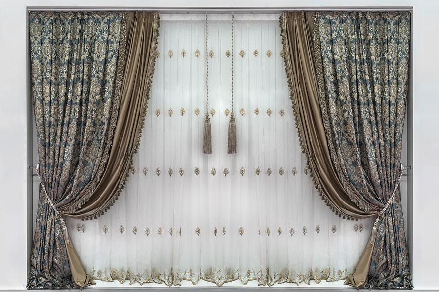 Cómo renovar las cortinas. Ideas para redecorar las cortinas. Cómo darle un nuevo aspecto a las cortinas