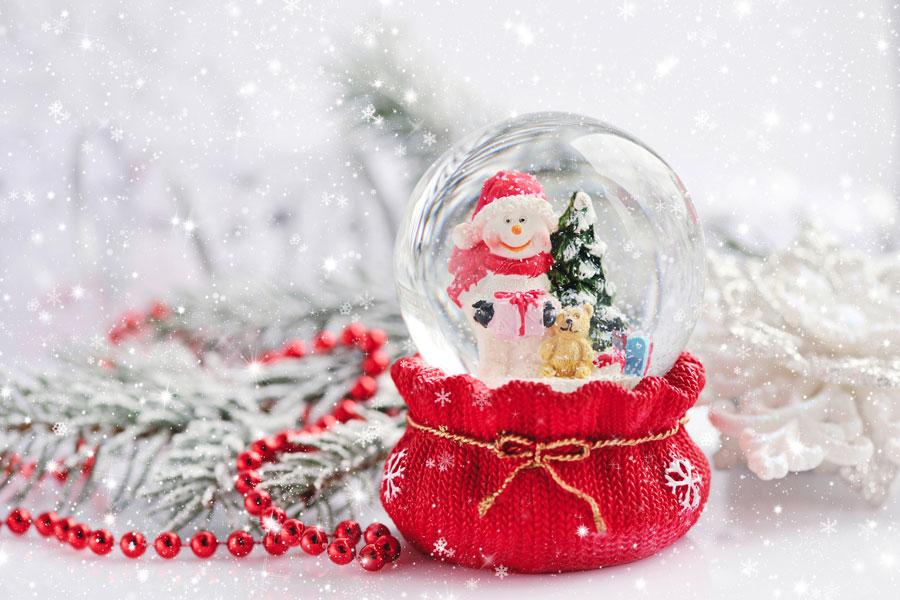 C mo hacer una bola de nieve con una copa - Como hacer bolas de nieve ...