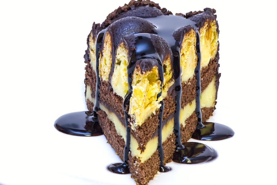 Cómo preparar un pastel de vainilla y chocolate. Ingredientes y preparación del postre con vainilla y chocolate