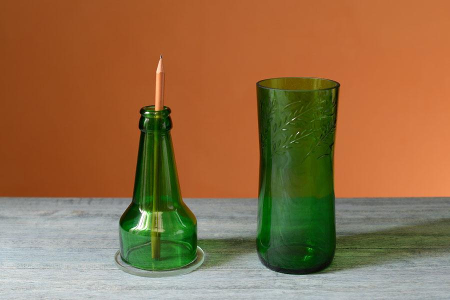 Qu hacer con botellas de vidrio - Que hacer con botellas de vidrio ...