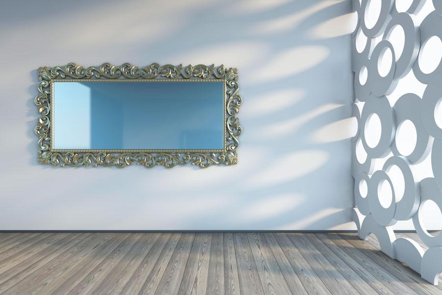 C mo poner un espejo seg n el feng shui for Donde colocar el espejo segun el feng shui