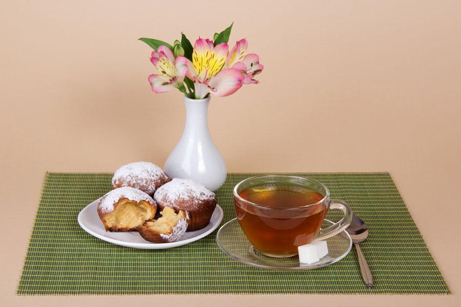 Cómo preparar postres con té. Recetas de postres con té. Cupcakes de té. Postres dulces con té. Ingredientes para hacer postres con té