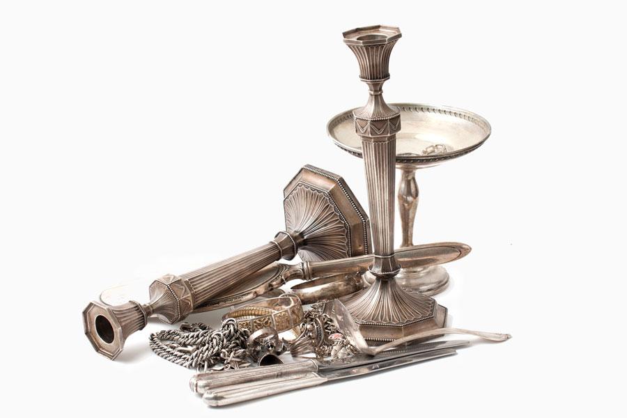 Truco casero para limpiar plata - Remedios caseros para limpiar la plata ...