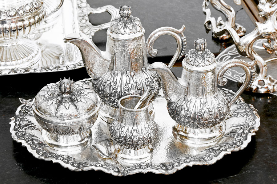 Truco casero para limpiar plata - Limpiar cubiertos de plata ...