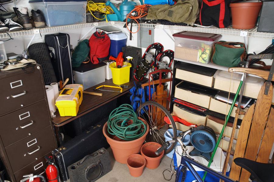 Cómo liberar espacio en casa. Tips para hacer espacio en una habitación. Cómo liberar espacio en una casa pequeña.