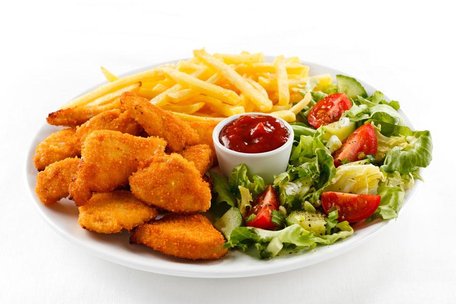 Cómo se hacen realmente los mcnuggets. Receta casera para hacer nuggets de pollo estilo McDonalds. Cómo preparar nuggets estilo McDonalds en casa