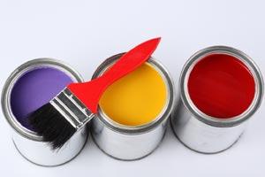 Cómo pintar eficazmente, sin malgastar pintura y aprovechando recursos