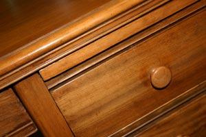 Cómo analizar un viejo mueble para reconocer su buen estado