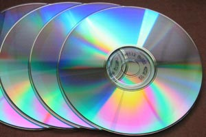 Ideas para reciclar dvds y cds en desuso