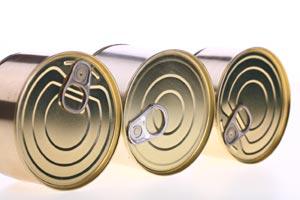 Tips para decorar con latas de alumino
