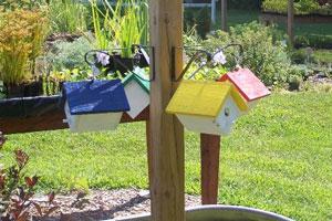 Tres ideas para practicar reciclaje en el jardín