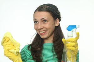 Método para limpiar la casa ahorrando tiempo y dinero