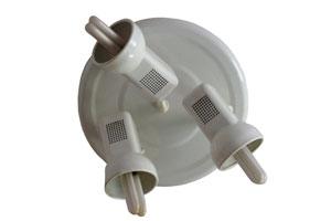 Guía para crear una lampara en el techo que no consume electricidad