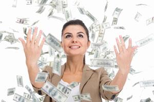 Cuando recibimos un dinero que no esperábamos: ¿qué hacer?