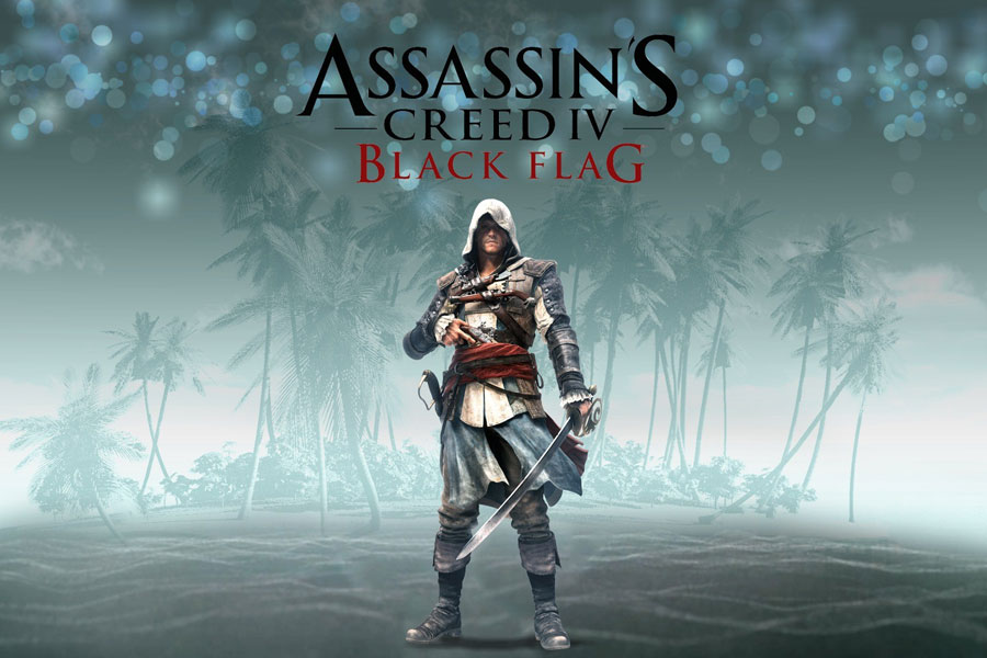 Portada del juego Assassins Creed IV: Black Flag