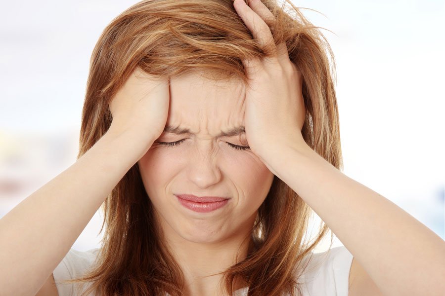 Remedios caseros para aliviar las migrañas. Cómo eliminar las migrañas. Consejos para calmar las migrañas. Remedios naturales para las migrañas