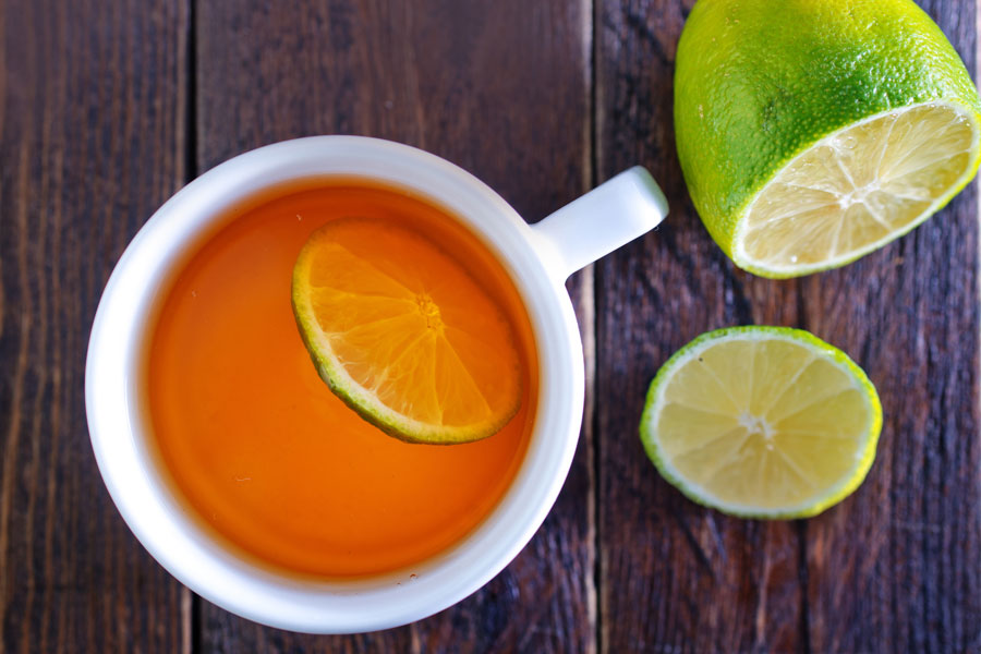 Receta para preparar un té antigripal. Cómo prevenir la gripe con un te casero. Te natural para evitar la gripe