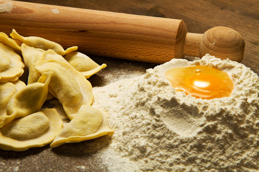 C mo hacer pasta casera - Hacer pasta en casa ...