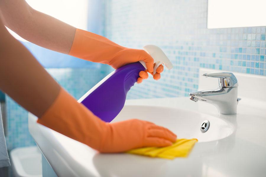 Limpiar Lavabo Baño Groterbereik