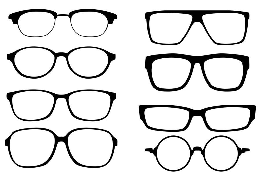 Imagen Personal; Las gafas que mejor te sientan según la forma de tu ...